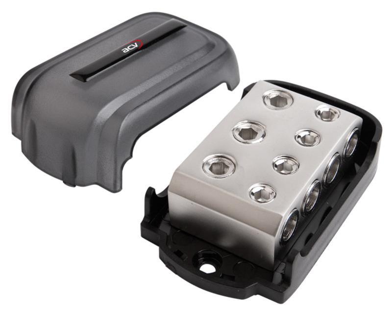 ACV Verteilerblock Nickel silber 3 x 35 - 50 mm² Eingang