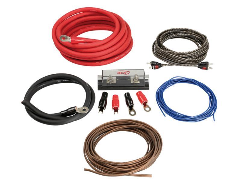 ACV  Anschluss Kit 35 qmm ANL 150 A