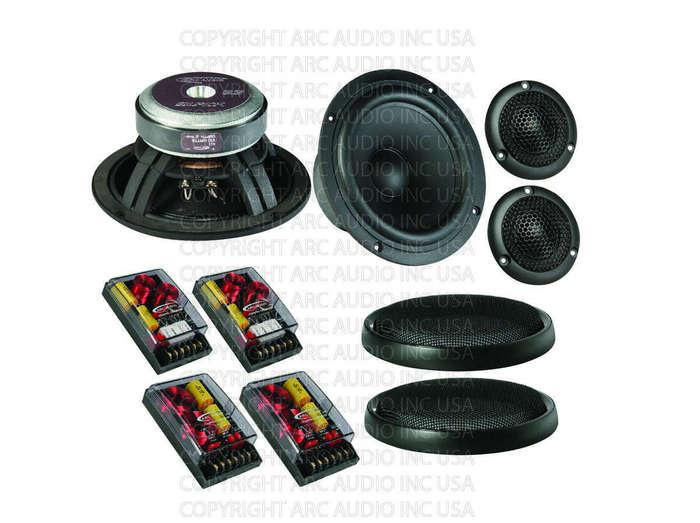 ARC Audio Black 6.2