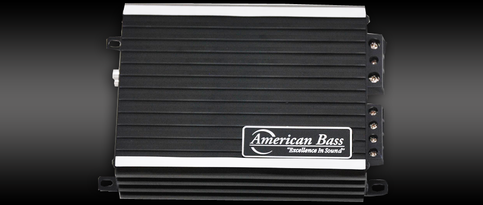 American Bass Phantom PH 1600 MD