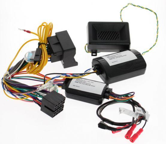 Dietz BMW Interface CAN, PDC, Warntöne und Lenkradfernbedienung