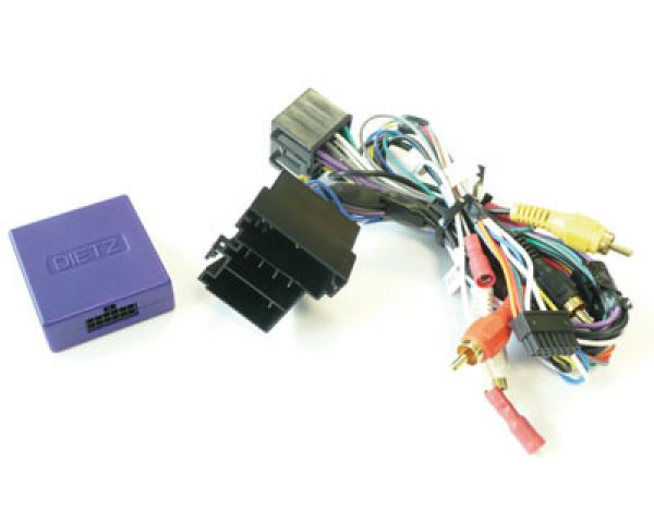 Dietz CAN BUS Interface AUDI ISO