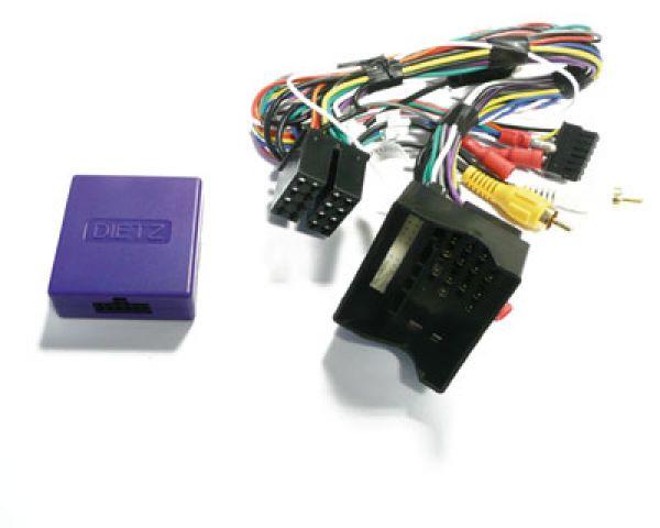 Dietz CAN BUS Interface AUDI Quadlock
