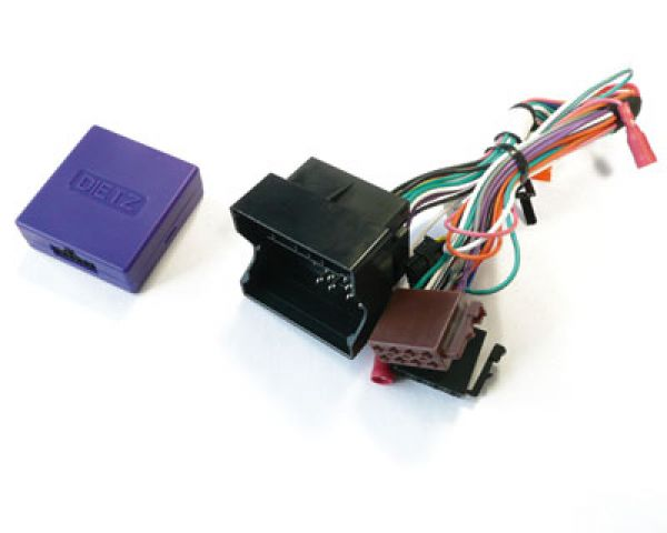 Dietz CAN BUS Interface Opel Quadlock
