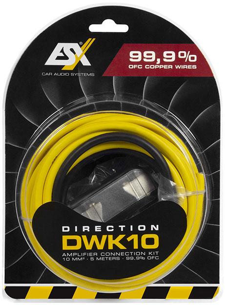 ESX Direction DWK 10 10 qmm OFC Kit