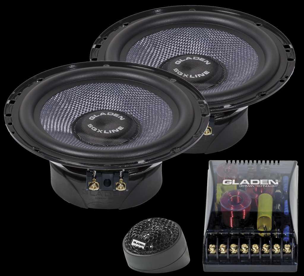 Gladen SQX Line 165 Dual
