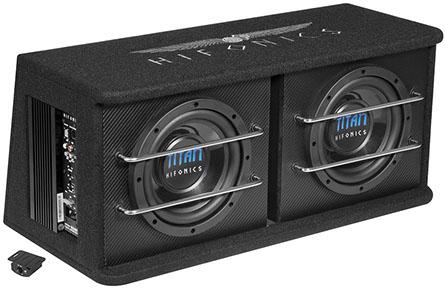 HiFonics Titan TDA200R