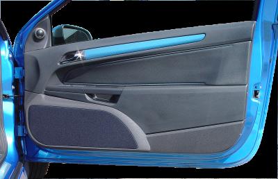 Jehnert Opel Astra H – nur 2-türig – Doorboards mit 3-Wege Sound