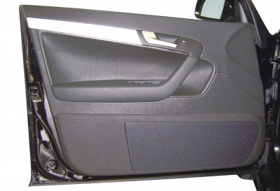 Jehnert Audi A3 8PA – Doorboards mit 3-Wege-Soundsystem