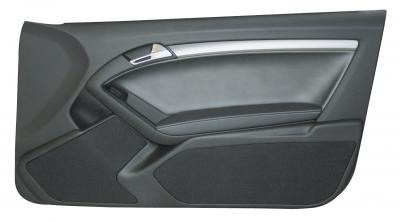 Jehnert Audi A5 – Doorboards mit 3-Wege-Soundsystem