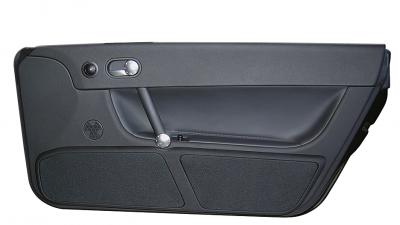 Jehnert Audi TT 8N – Doorboards mit 3-Wege-Soundsystem