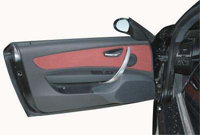 Jehnert BMW 1er E87 ab Bj. 04/2007 – Doorboards mit 3-Wege-Sound