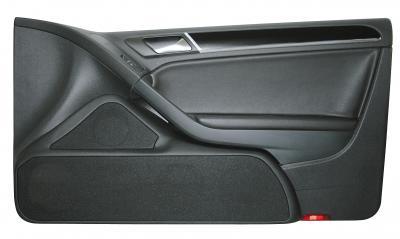 Jehnert VW Golf 6 – Cabrio – Doorboards mit 3-Wege Soundsys