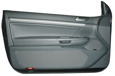 Jehnert VW Golf 5 – nur 2-türig – Doorboards mit 3-Wege Soundsys