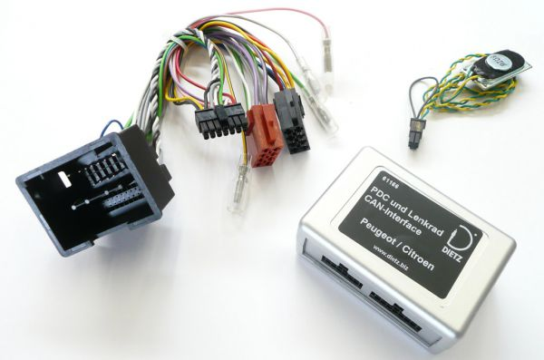 PDC & LFB CAN Interface PEUGEOT, CITROEN