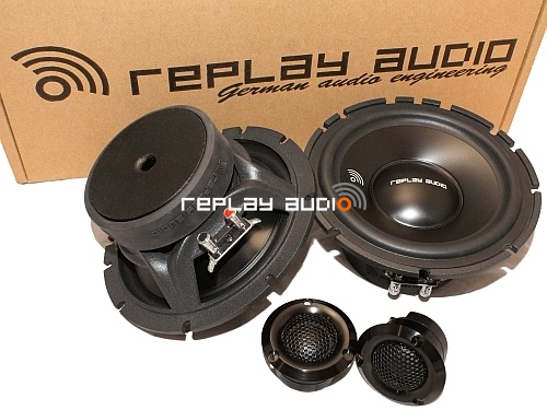 Replay Audio Master RM65-Set Aktiv