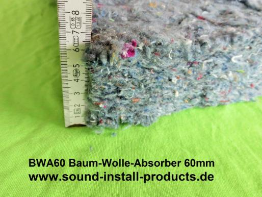 S.I.P BWA Baumwolle Absorber