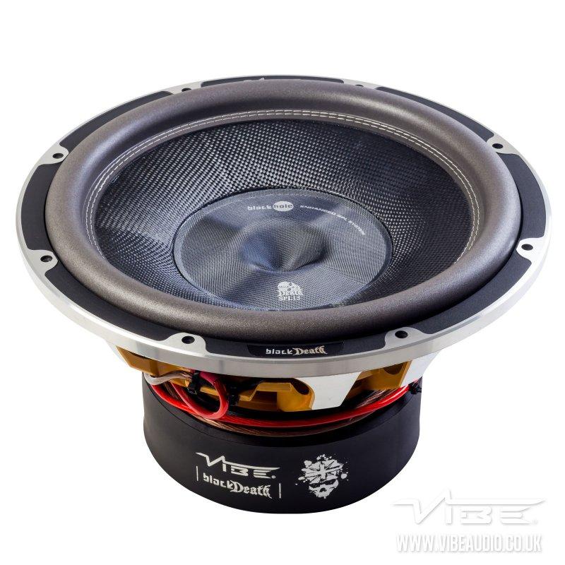 Vibe Audio BLACKDEATH 12 SPL