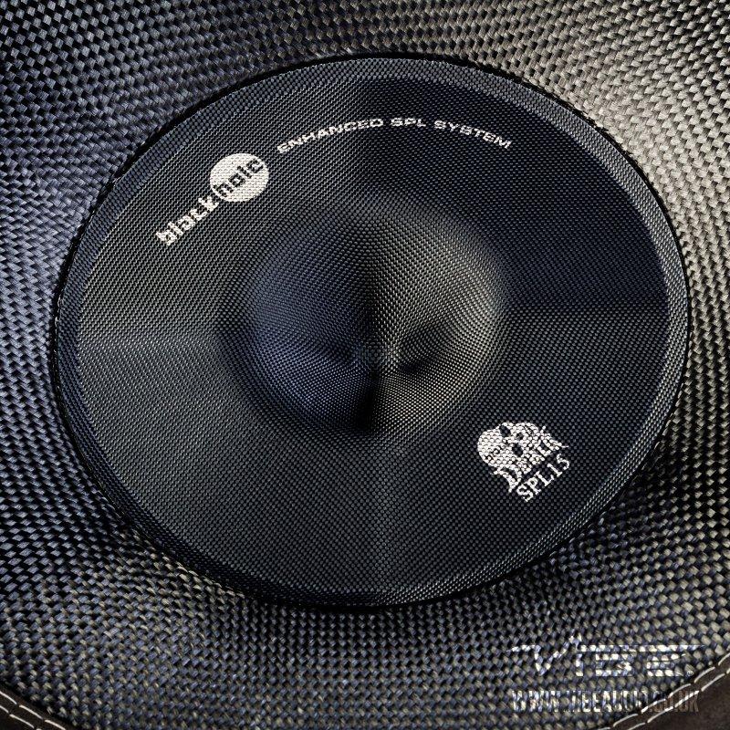 Vibe Audio Black Death 15 SPL Recone KIT