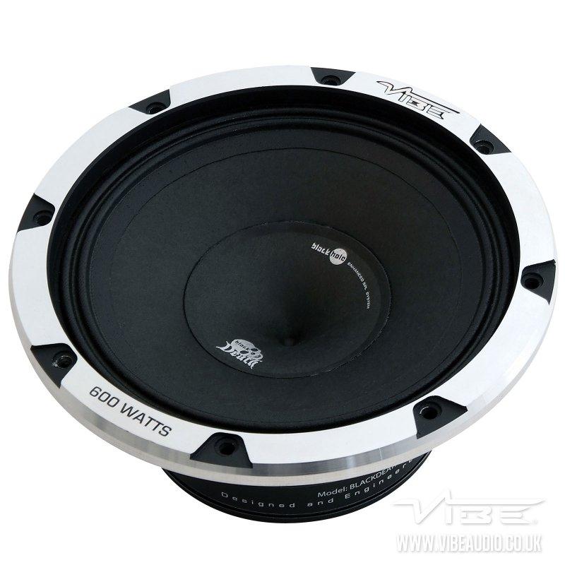 Vibe Audio Black Death Pro 10 M SPL TMT