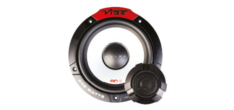 Vibe Audio Pulse 6 C