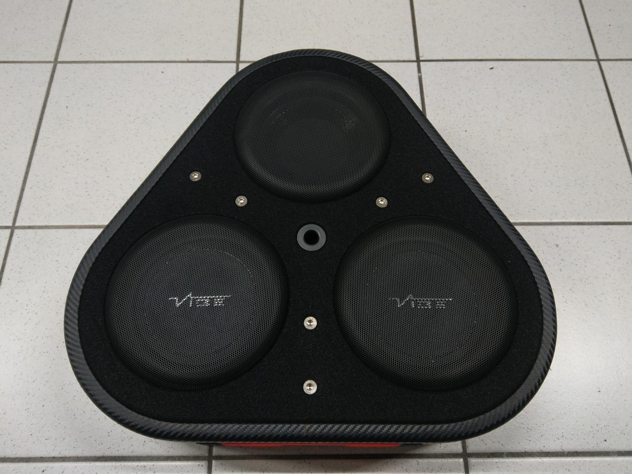 Vibe Blackair P8 V6 Tri