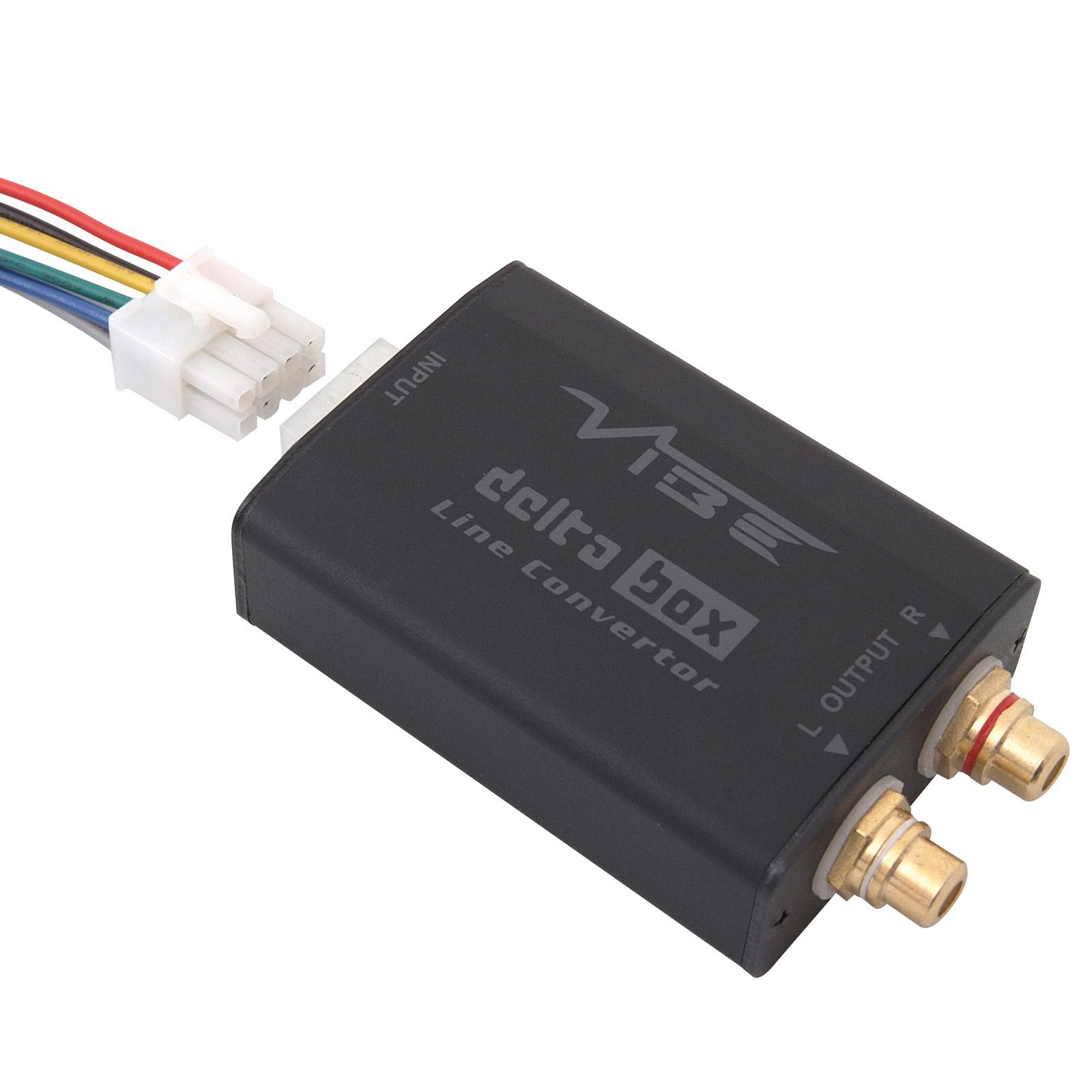 Vibe Deltabox 2 Kanal  Line Converter