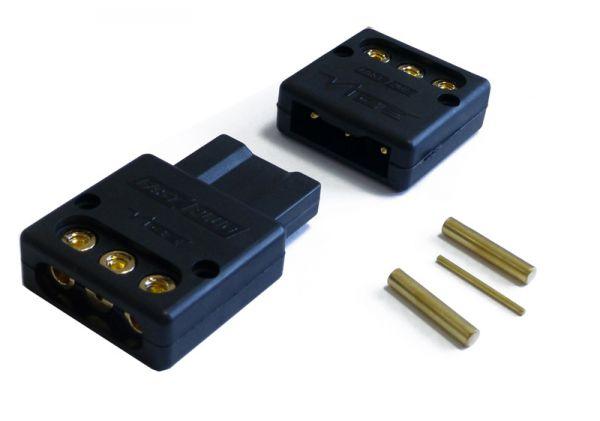 Vibe Audio Fast Plug Connector